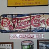 Antique Pepsi-Cola Sign