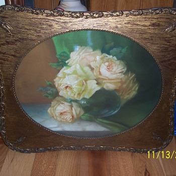 need info about this frame - Fine Art