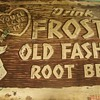 "Old ""Drink Frostie"" Sign"