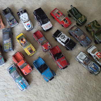 Yatming Toy Cars & others... - Model Cars