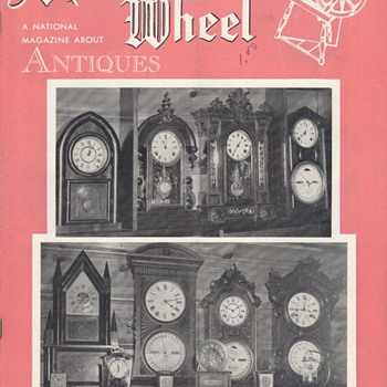 ANTIQUE MAGAZINE