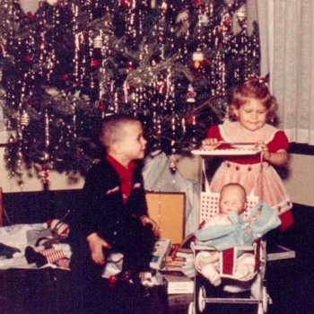 1962 - Family Christmas Photos - Photographs