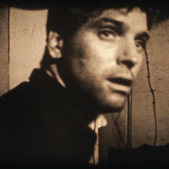 unknown Burt Lancaster 9 min. silent film