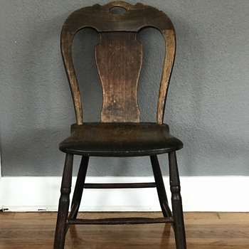 Trying to learn more about this chair  - Furniture