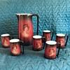 Warwick hot chocolate/cider pitcher