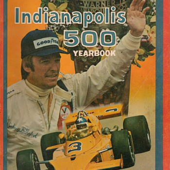 1974 - Indianapolis 500 Yearbook - Books