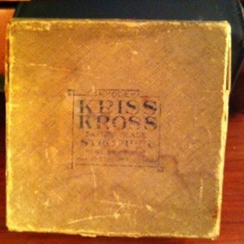 Kriss Kross razor strop - Tools and Hardware