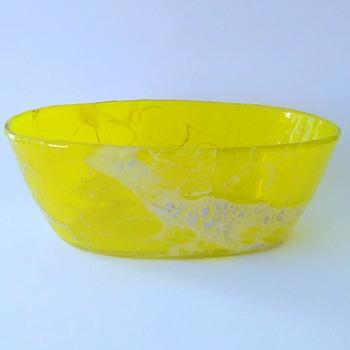 WMF: Ikora Medusa glass 1930 - Art Glass