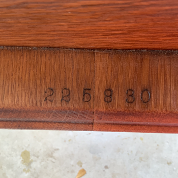 Identify numbers on Stromberg Carlson wall phone - Telephones