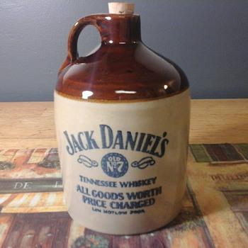 Jack Daniels jug