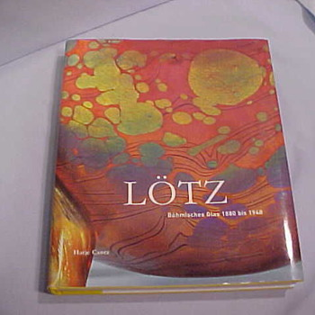 Lotz Loetz Book by Hatje Cantz from 1889 to 1940