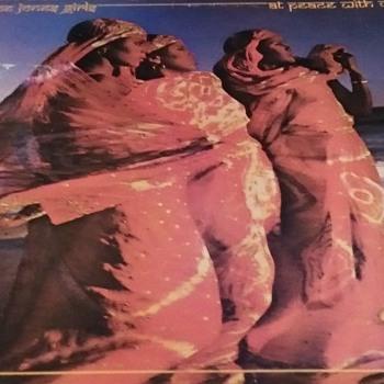 THE JONES GIRLS - Records