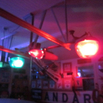 1950's Police Lights - Classic Cars