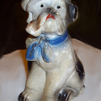 New chalwkware pet. - Pottery