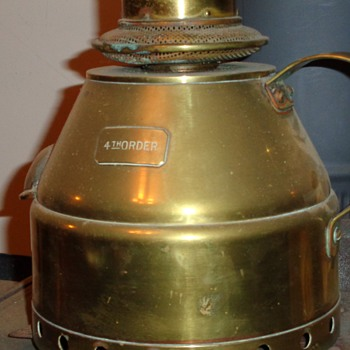Coast Guard (?) Lamps - Lamps