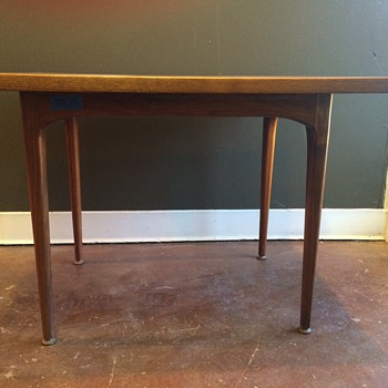 Milo Baughman for Thayer Coggin tables