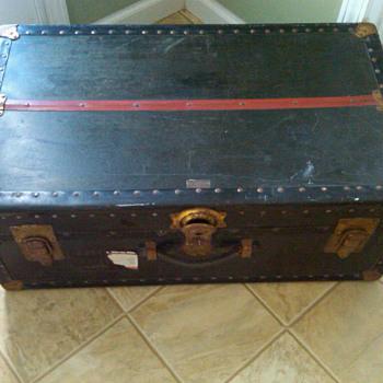 Lexington Trunk from Bloomingdales - Furniture