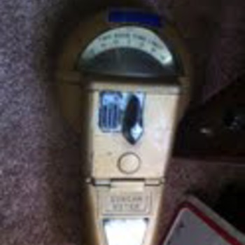 Parking Meter - Coin Operated