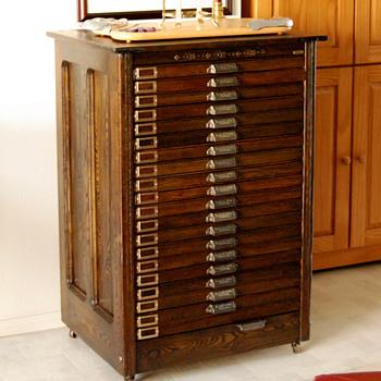 hamilton printers cabinet - Office