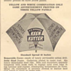 Partial photo of 1939 E.C.Simmons Keen Kutter Catalog page 1370 showing Umbrella