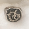 WWII Little Black Devils Ring