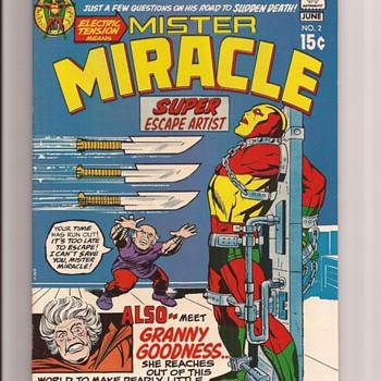 DC Escape artist fun