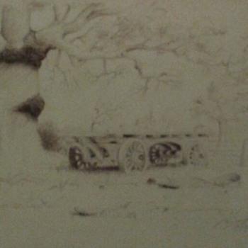 unknown drawings - Fine Art