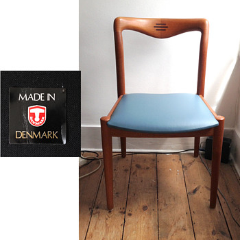 Beautiful Mid Century Dining Chair