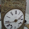 French Morbier-Comtoise Wall Clock