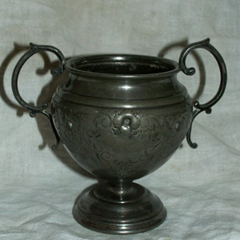 Antique Trophy  - Sporting Goods