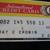 International Charge Inc. - International Credit Card