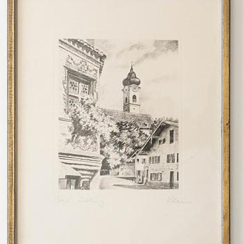Klein Art Sketch- Which Klein?