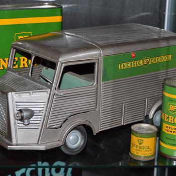 citroen bp energol - Model Cars
