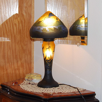 galle lamp - Lamps