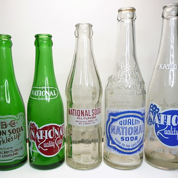 National Bottling Company, part 1 - Bottles