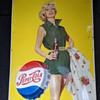 Large metal Pepsi sign: real or fantasy?
