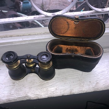 Opera glasses, Not 100% sure what vintage - Accessories