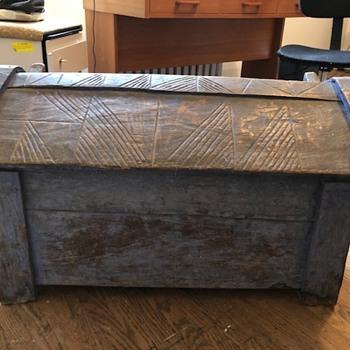 Wedding/Blanket Box - Furniture