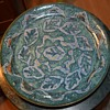 Large Studio Pottery Plate / Charger