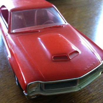 Promo models: 1970 AMC Javelin - Model Cars