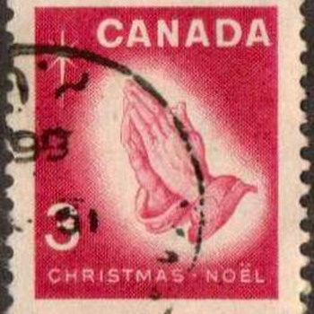 "1966 - Canada ""Christmas"" Postage Stamps"