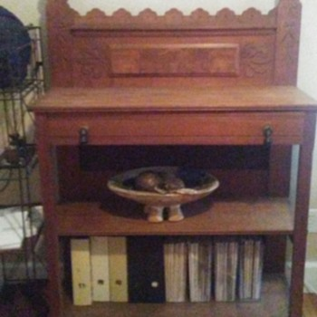 Old piece I've stored for years - Furniture