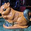 Squirrel Planter