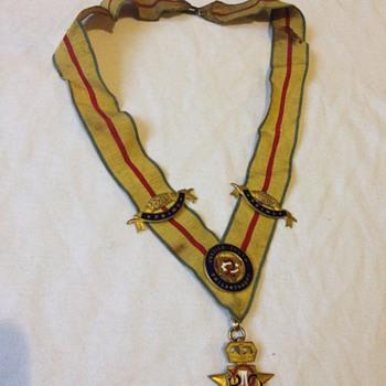 Justice truth philanthropy medal ?
