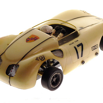 Vintage Dynamic Porsche RS-61 - Model Cars