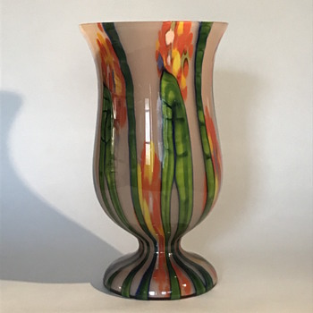 Kralik Bambus - Art Glass