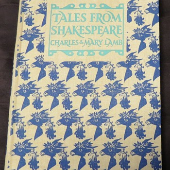 Tales from Shakespeare - illustrated by Arthur Rackham - Books