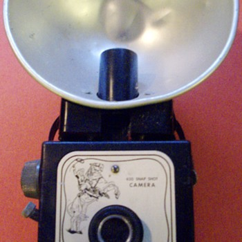 Roy Rogers & Trigger Camera - Cameras