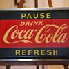 Coca Cola  electric sign