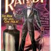 """The Amazing Randi"" Original Offset Lithograph Poster"